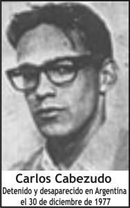 Carlos Cabezudo