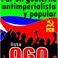 Afiche de el Pueblo en Lucha 960