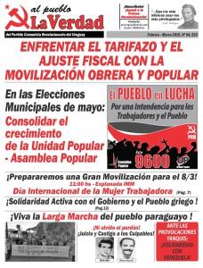 Periodico La Verdad 84