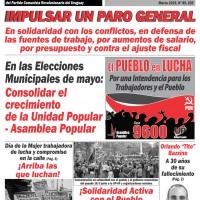 Periódico La Verdad n85