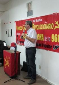 Intervención del Diputado Eduardo Rubio