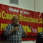 Intervención de Ricardo Cohen