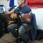 Actuación de Julio Fernández