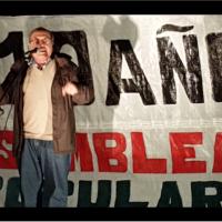 Ricardo Cohen en 10 aniv Asamblea Popular