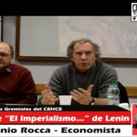 Intervensión del Ec. José Antonio Rocca