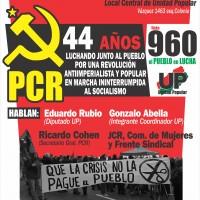 44 aniversario PCR-U