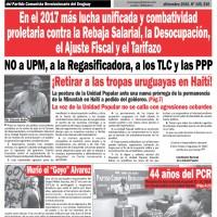 Mensuario La Verdad n° 105 de diciembre 2016