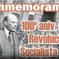 Analisis del Prof. Alción Cheroni sobre la Revolución Socialista Rusa en su 100° aniversario