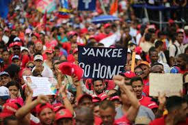 Venezuela yanki go home